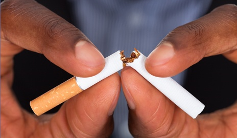 Guanfacine may help with smoking cessation