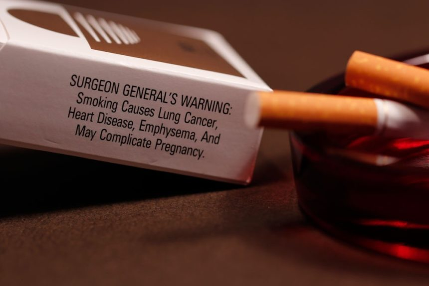 Nearly half of cancer deaths are due to smoking-attributable cancers