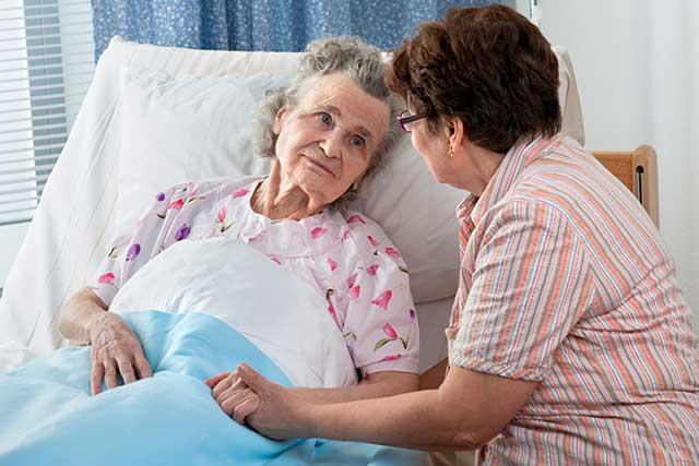 Bedside care