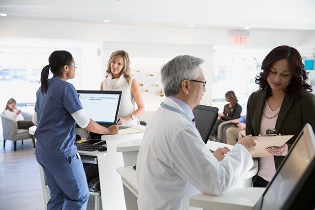 Hospital admission