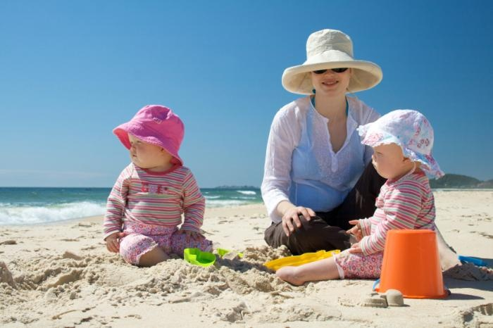 Many melanoma survivors not protecting their children from sun exposure