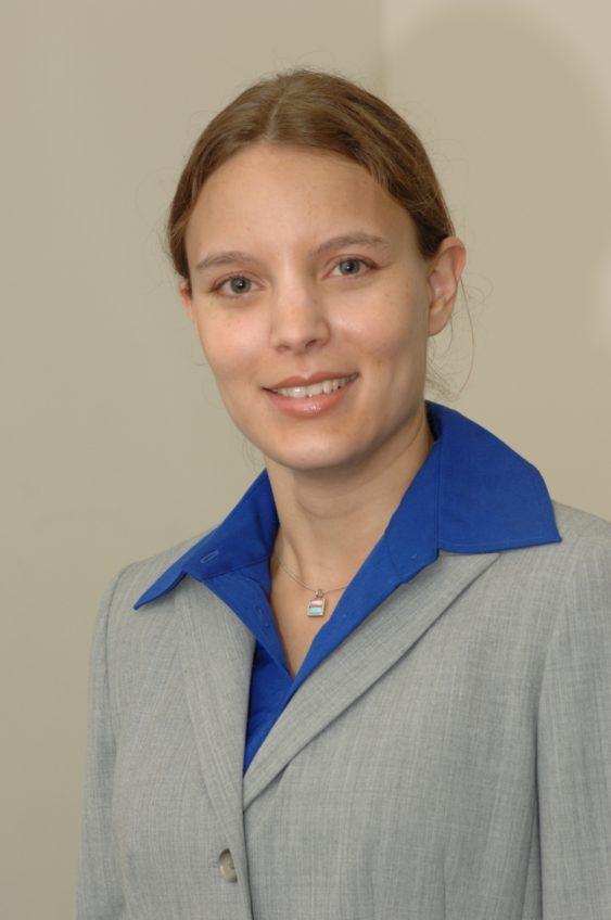 Erika A. Waters, PhD, MPH, assistant professor at Washington University School of Medicine