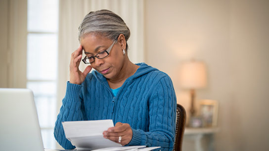 Facing the financial burden associated with cancer care.