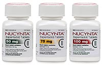 Nucynta available for moderate to severe acute pain