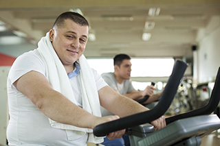 Two-thirds of Americans are overweight or obese.
