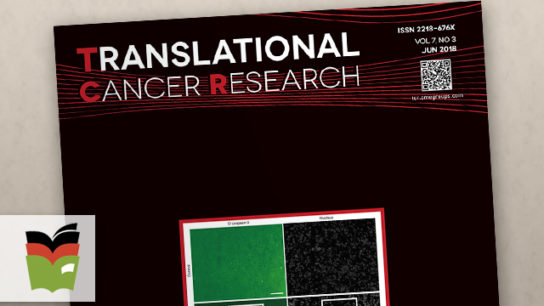 Translational Cancer Research