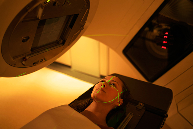 Radiation treatments for cancer