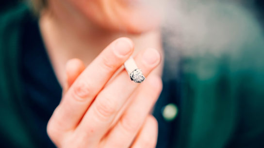 Smoking has been linked to increased risk of several cancer types.