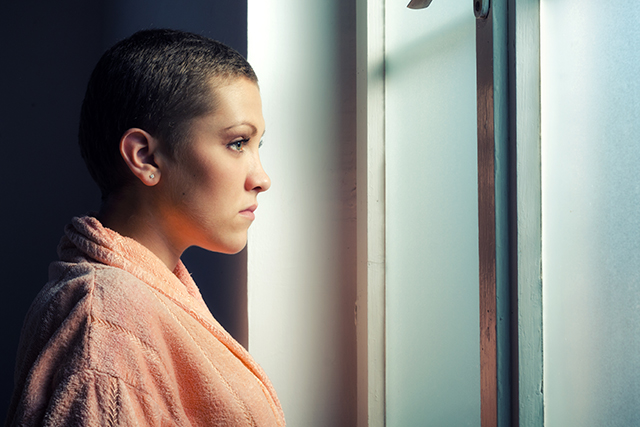 Cancer survivors often must deal with psychological after-effects.