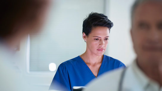 Oncology nurses often forget the important of self-care.