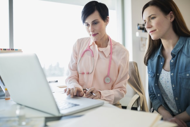 Among female patients with CML, fertility preservation with ovarian stimulation can be challenging i