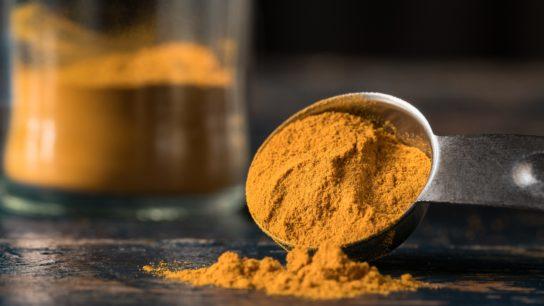 Turmeric consumption may increase
