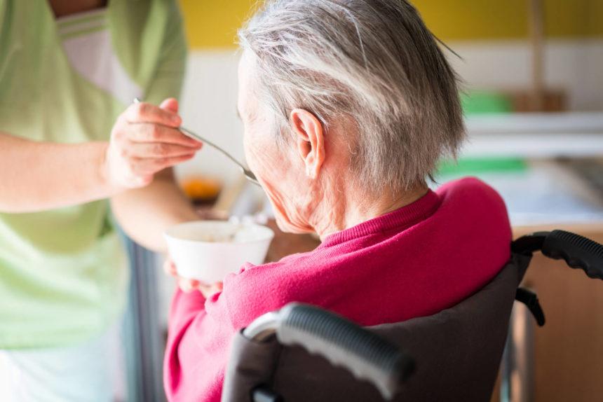 Taking care of elderly patient