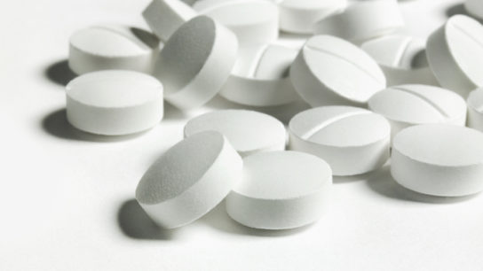 Aspirin may play a role in preventing and reducing cancer-specific mortality of particular cancers,