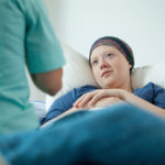 A retrospective study showed improved survival among patients with ovarian cancer treated with beta-